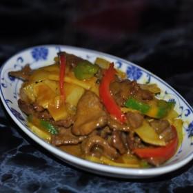 N°95C : Boeuf sauté au curry