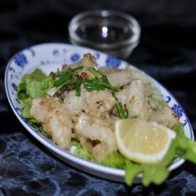 93PS : Calamars aux poivres et sel