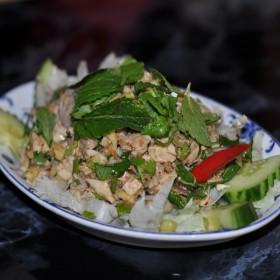 N°56 : Salade de poulet