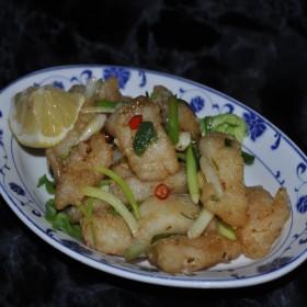 91PS : Filet poisson aux poivre et sel
