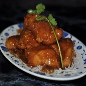 91T : Filet poisson à la sauce tamarin