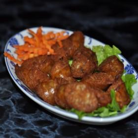 Saucisses laotiennes aux épices