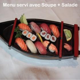 Bateau Nigiri Sushi