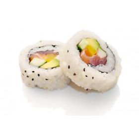 F8. 4 pièces Crevette tempura concombre