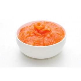Menu 18 - Chirachi saumon